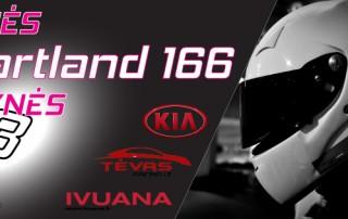 Le kartland 166 lenktynės