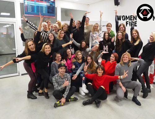 Kartingo mokymai merginoms 👠 Women on fire 3 / Vasaris